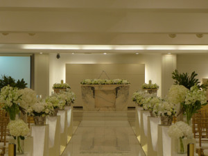 結婚式場1