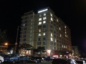 チェジュ島ホテル
